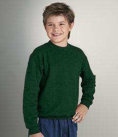 GD56B – Heavy Blend Kids Sweatshirt